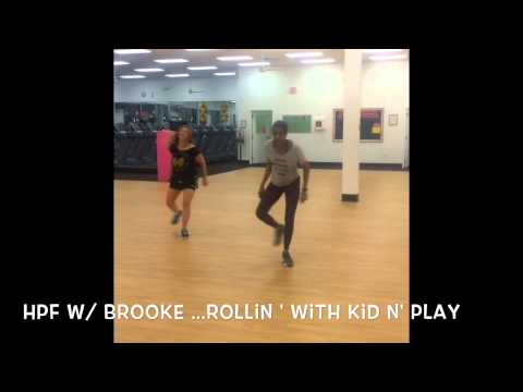HPF W/ Brooke- Rollin' With Kid N' Play