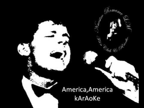Luis Miguel America,America Karaoke Sin letra Completo