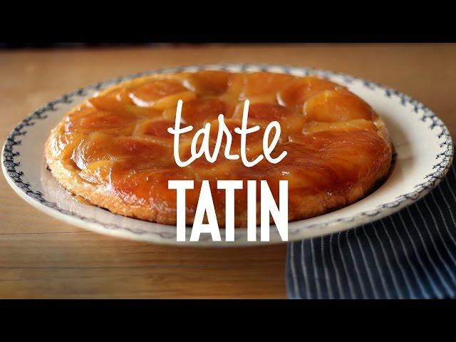 Tarte Tatin | Rendez-vous à Paris