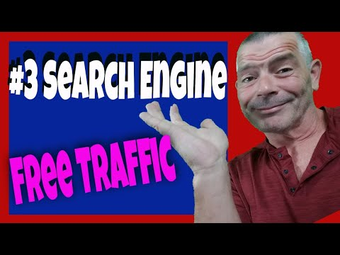 Best Free Traffic Sources For Affiliate Marketers- Pinterest 3rd Largest Search Engine thumbnail
