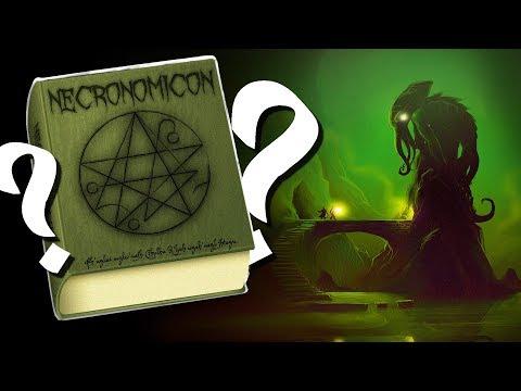 QU'EST CE QUE LE NECRONOMICON ? EXISTE-T-IL ?