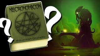 QU39;EST CE QUE LE NECRONOMICON ? EXISTETIL ?