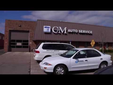 Auto Repair in Glenview ~ C&M Auto Service ~ Auto Maintenance Service