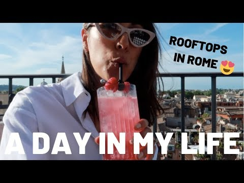 Date Night In Rome   Daily Vlog