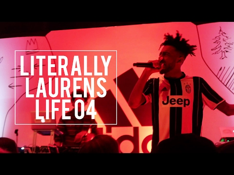 Whining, Stealing, Interviews & Aminé Concert // LLL 04