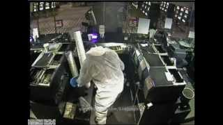 Armed Casino Heist  security footage     Marseille, France [1/2]