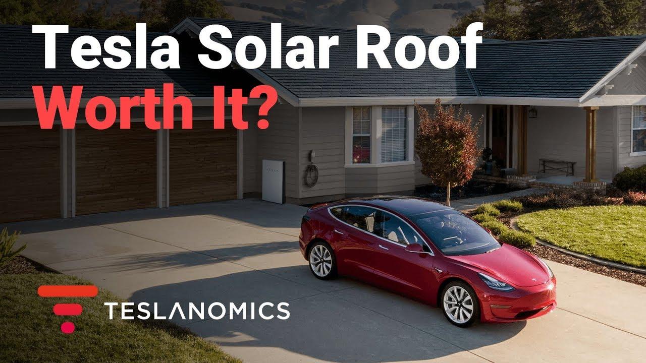 Tesla Solar Roof Order >> Video Of The Week Solar Roof Vs Solar Panels Avc