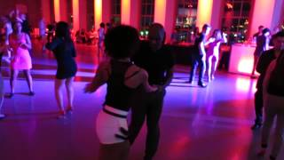 Cornel & Cherylle (freestyle) at the Montreal Salsa Convention on May 18th 2014