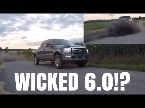 FINALLY THE *NASTY* 6.0 PowerStroke IS HERE!!!!
