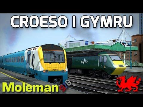 Croeso i Gymru!   TS2016   Class 175 Coradia   South Wales Coastal: Bristol - Cardiff