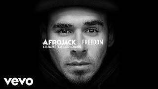 Afrojack, D-wayne - Freedom (audio only) ft. Jack McManus