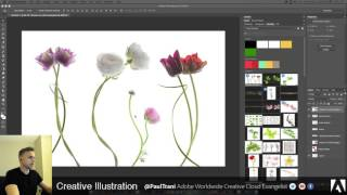 Paul Trani Live Stream: Vector Illustration in Illustrator & Photoshop