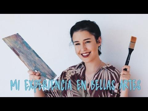Experiencia en selectividad + primer año en bellas artes | Rebeca Arenas