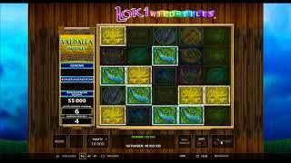 Loki Wild Tiles kostenlos spielen - Novomatic / Novoline