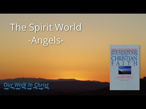 The Spirit World Part 1 - Angels - Foundations 16