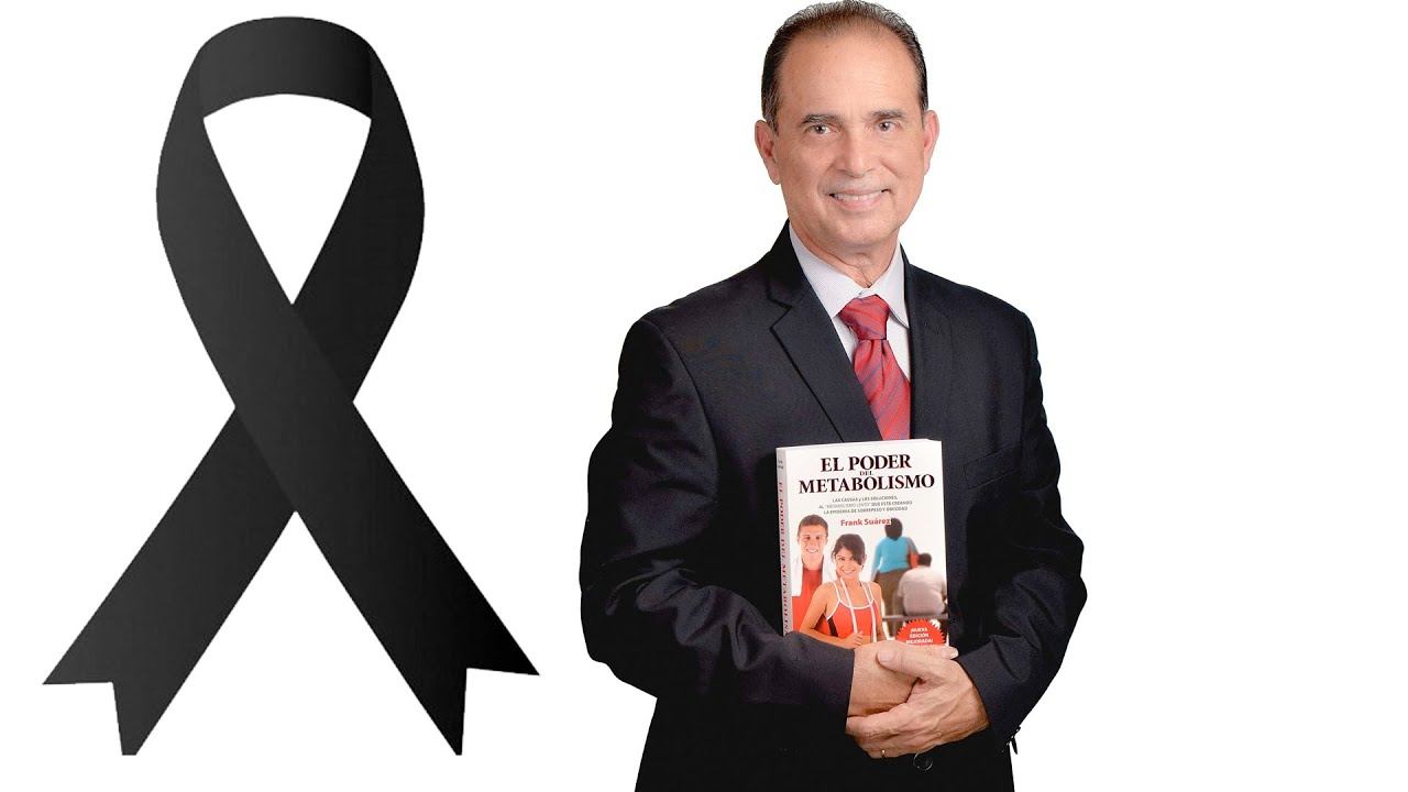 🚨 Falleció Frank Suárez Fundador de MetabolismoTV 🙏😢