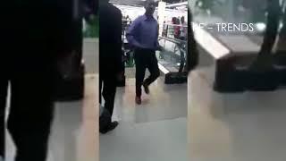 THE FIRST ESCALATORS FUNNY KENYAN VIDEOS