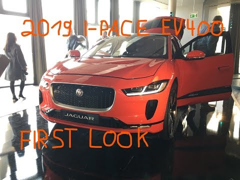 2019 Jaguar I-Pace EV400 - FIRST LOOK, Exterior, Interior, Clusters