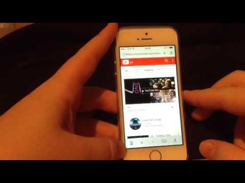 comment telecharger de la musique sur youtube avec iphone