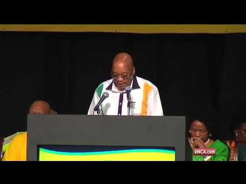 Zuma fumbles as he clarifies ANC membership numbers