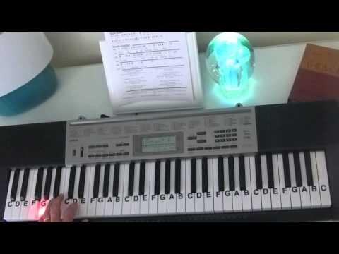 How To Play Seek Ye First Key Of C Classic Gospel Chorus