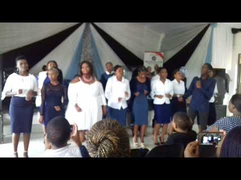 Waves of Life Choir WHAT A MIGHTY GOD BY JOYOUS CELEBRATION