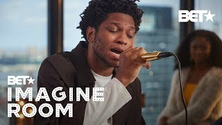 Gallant Bring His Incredible Vocals & Newest Songs To Wow The Crowd | Imagine Room