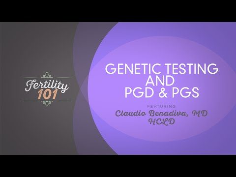 Genetic Testing and PGD & PGS