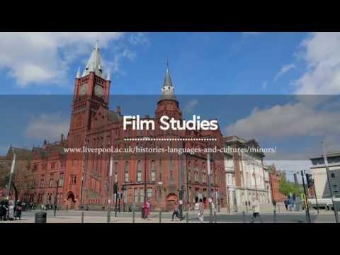 University of Liverpool - Major/Minor Pathway - Film Studies
