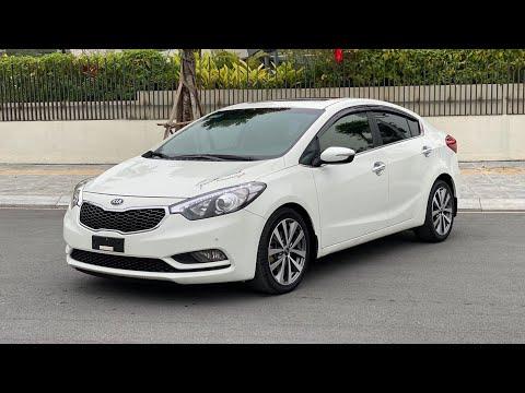 Kia K3 2.0AT 2014, Mới như xe 2018, giá rẻ như Morning | QTB