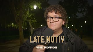 "LATE MOTIV - Facu Diaz. ""I will find you and I will kill you ""
