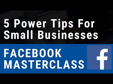 5 Facebook Advertising Tips For Small Business For High Profits | Facebook Ads Tutorial (2019) thumbnail
