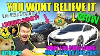 I BOUGHT THE MOST RELIABLE CAR IN THE WORLD - WOW!!!!! JAKUB