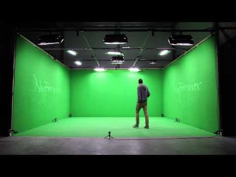 NuFormer - VR-Video Projection - NuFormer Virtual Reality Experience Center, the Netherlands