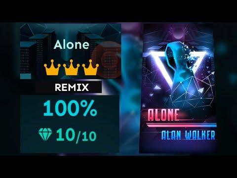 Rolling Sky - Alone Restrung (Alan Walker) Widescreen