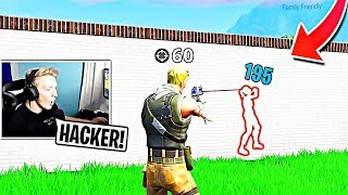 7 HACKERS DE FORTNITE PILLADOS MAKING LIVE TRAPS !!