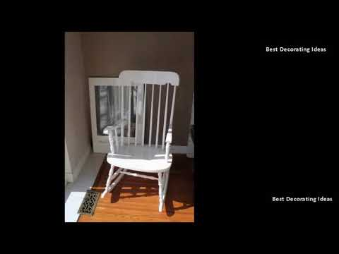 White Rocking Chair White Rocking Chair Outdoor Home Depot