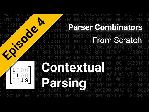 Contextual Parsing With The Chain Method  [Parser Combinators From Scratch] Episode 4