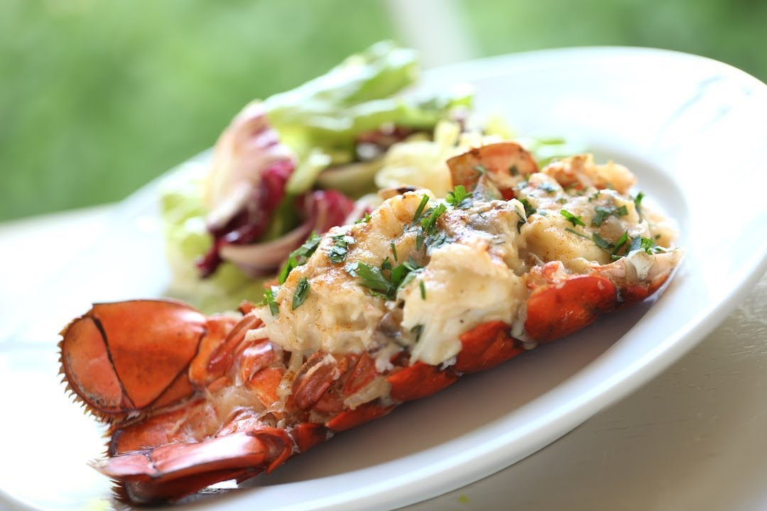 how to prepare LOBSTER THERMIDOR
