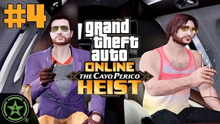 Are You Part of This Heist? - GTA V: Heist F*around (#4)