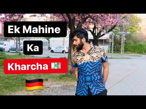 Monthly Expenses in Germany || Indian Student || Hindi || DakshDeepy