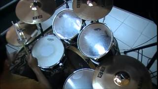 Tomalo - Hillsong - Cover Bateria
