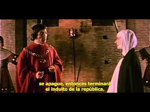 Película Santa Catalina de Siena
