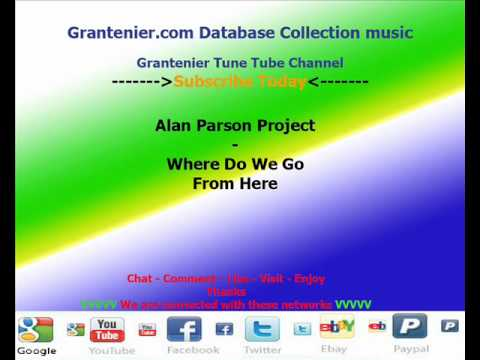 Alan Parson Project - Where Do We Go From Here