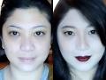 Double Lid To Monolid Simple Makeup Look