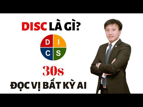 DISC là gì Nhận diện tính cách và đọc vị bất kỳ ai với 30s   Lê Minh Tuấn