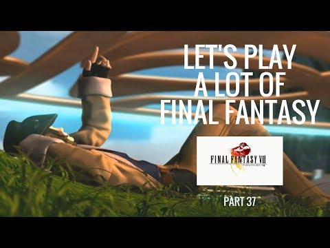 Let's Play A LOT of Final Fantasy: Final Fantasy VIII Part 37 - Ultimecia's Castle