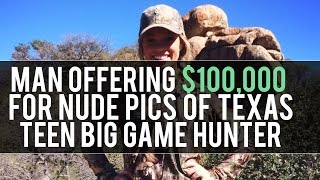Sketchy Wannabe Politician Offering $100K For Nude Pics Of Texas Teen - Daily Dispatch