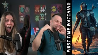 "The Mandalorian 2x8 ""Chapter 16: The Rescue"" FINALE REACTION"
