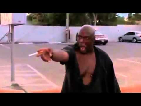 Angry Black Man Tasered